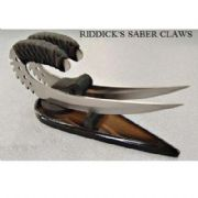 Riddick Sabre Claws - Silver